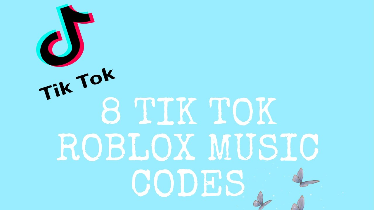 Roblox Id Songs Tik Tok 2020 8 Popular Tiktok Songs Roblox Id Codes Youtube