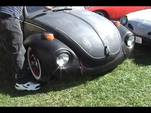 rat rod super beetle  transporterfest youtube