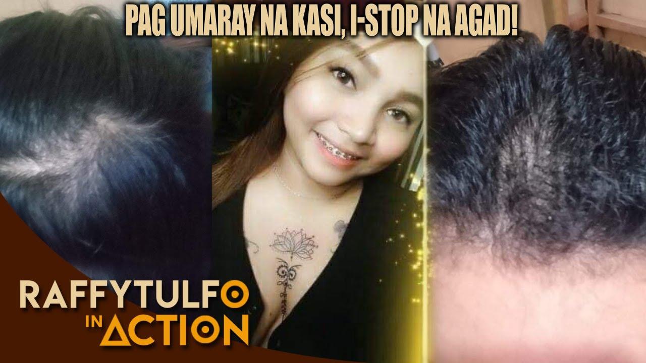 Download PANOORIN KUNG BAKIT NALALAGAS ANG BUHOK NI ATE!