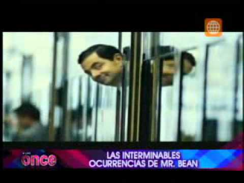 A las Once - 03.08.12 - Las interminables ocurrencias de Mr. Bean Videos De Viajes