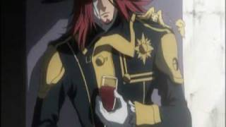 D.Gray-Man Clip- General Cross