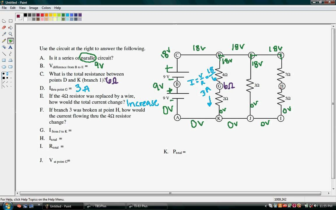 Combination Circuit Worksheet Free Worksheets Library – Circuits Worksheet