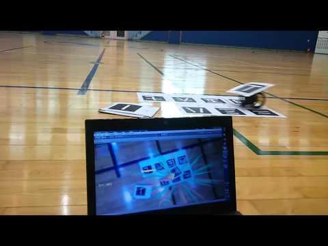 Drone Unity5 ARToolkit 2