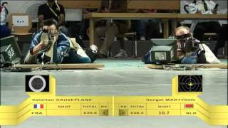 50m Rifle Prone Men - 2010 ISSF World Championship in all Shooting events in Munich