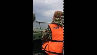Моторная лодка  Ладога  и мотор Yamaha F25AES(Моторная лодка Ладога и мотор Yamaha F25AES в Финском заливе (2014г.), 2015-06-08T21:10:19.000Z)