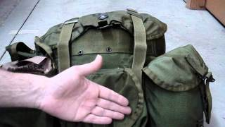 How to turn a Medium ALICE Pack into an assault pack