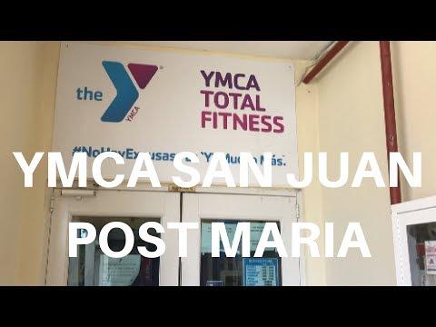 YMCA OF SAN JUAN  POST MARIA - Y CORPS