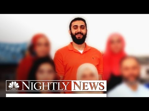 Chattanooga Gunman's Life Being Examined for Clues in Shooting | NBC Nightly News