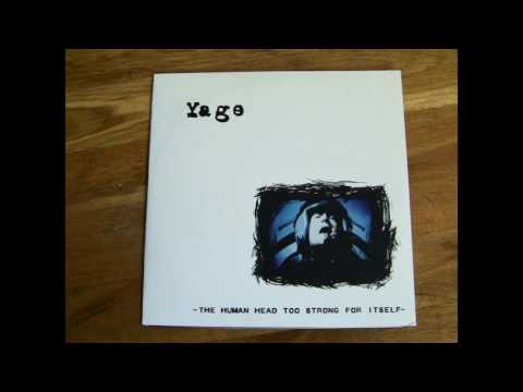 Yage - The Human Head Too Strong For Itself 10''