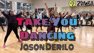 TAKE YOU DANC NG By Jason Derulo Zumba Pop Dance Workout
