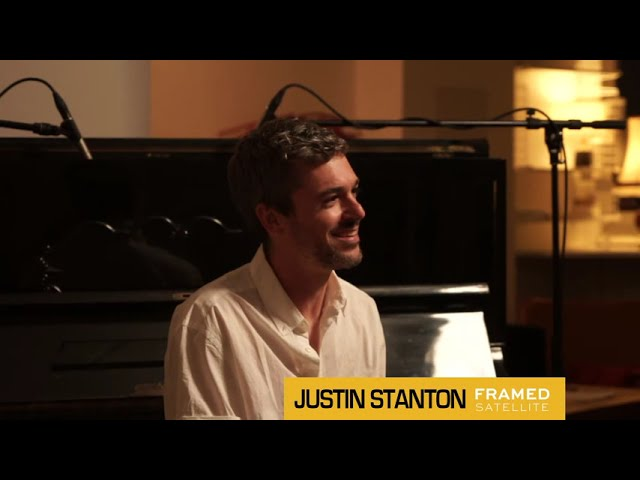 JUSTIN STANTON LIVE IN BERLIN 2020 | FRAMED SATELLITE