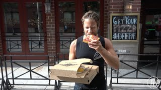 Barstool Pizza Review - Gino's East (Chicago)