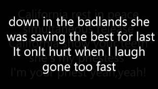 Red Hot Chilli Peppers: Dani California (Lyrics)