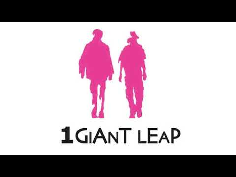 1 Giant Leap Each Step Moves Us On