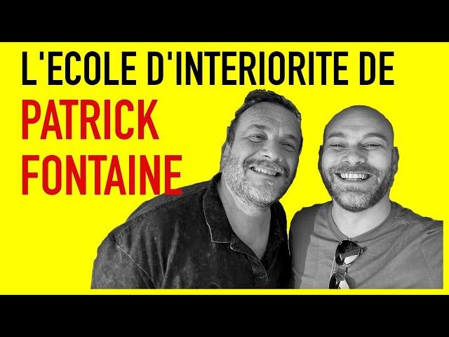 J'ai fait CAP HESYCHIA avec PATRICK FONTAINE (Témoignage)
