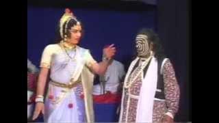 Yakshagana- hsay prasanga jayaram shetty,kedlya jayaram bhat