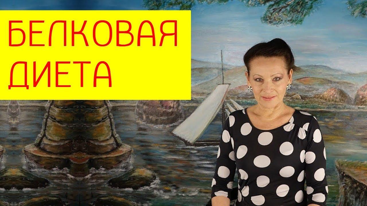 Диета Галины Гроссман – меню на неделю, результаты и отзывы