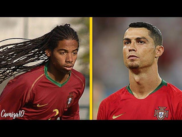 Ele era melhor que Cristiano Ronaldo, mas isso aconteceu...