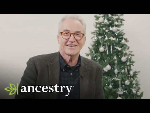 George and Larry Lamb Share Family Tips: Traditions | Ancestry