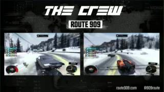 The Crew [Route 909] - Live Stream - Free Roam Gameplay