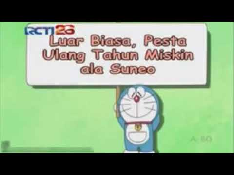 Doraemon bahasa Indonesia terbaru April 2018