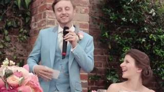 Will & Penny Wedding - 12th June Northbrook park
