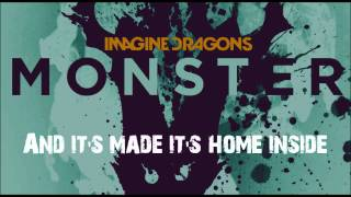 [HD LYRICS] Imagine Dragons - Monster