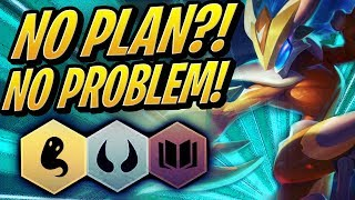 """No Plan?! No Problem! - """"This Game is Brutal!"""" 