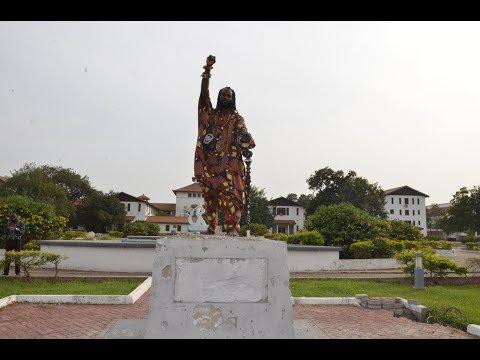 Dr. Ọbádélé Kambon: #gandhiHasFallen Afrikan=Black Dignity has Risen - Joy News