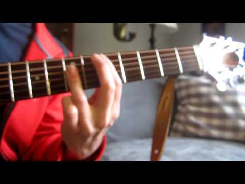 2 Minute Guitar Lesson: The Velvet Underground - Sweet Jane
