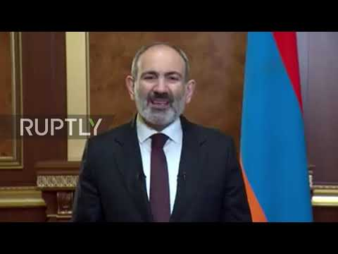 "Armenia: Pashinyan says Azerbaijan making ""unacceptable"" demands on Nagorno-Karabakh"