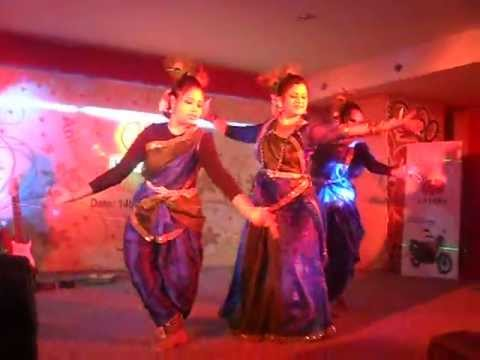 Dheem Tana Dance Shornaly, Shanta, Mimmah