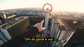 THAT WAS OBVIOUSLY STUPID (425 ft high)