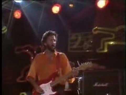 Eric Clapton  Badge