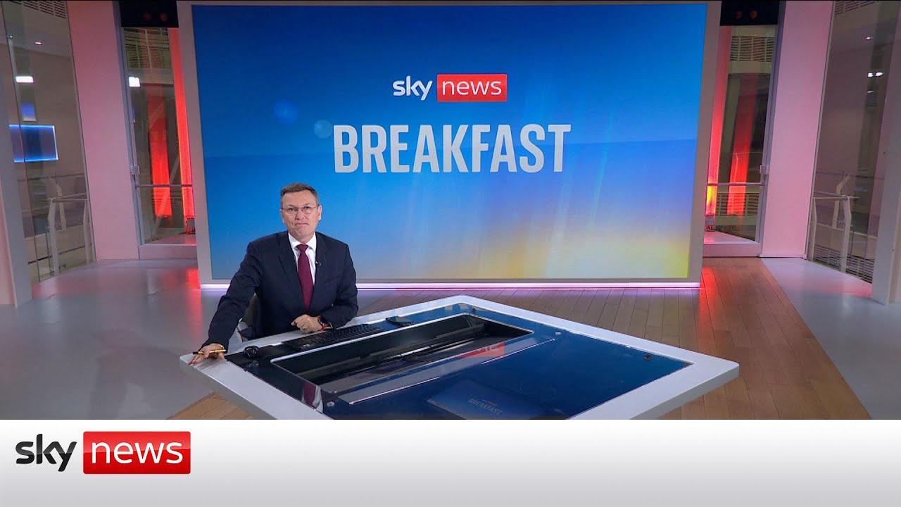 Download Sky News Breakfast: Major concerns over gas prices
