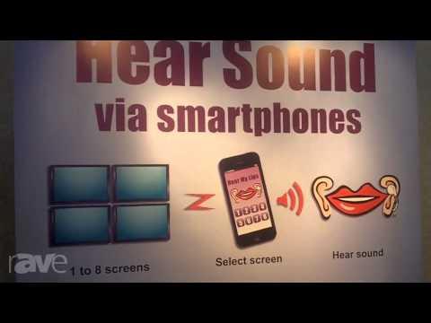 InfoComm 2013: Hear My Lips Transmits Broadcast To Sound