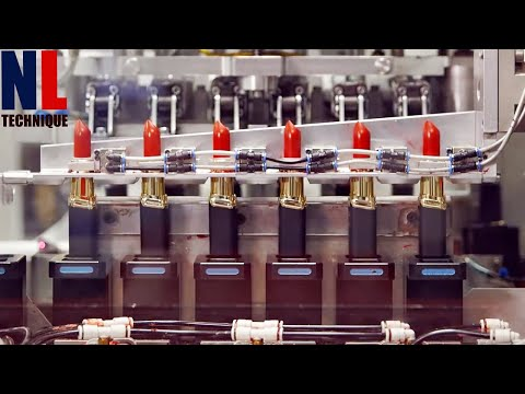 Cosmetic Manufacturing Process - Amazing Modern Cosmetic Manufacturing Factories