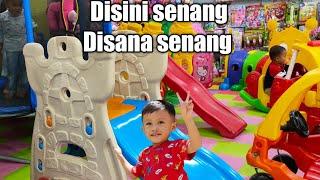Lagu anak - Disini senang disana senang - Lagu anak Indonesia - Nursery Rhymes - Plaza Bukittinggi
