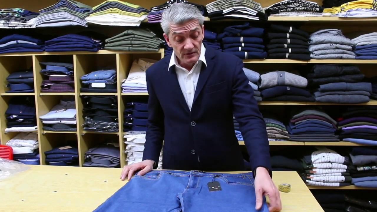 Maxfort Jeans Taglie Forti Uomo Elasticizzato