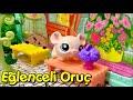 Minişler: Eğlenceli Oruç 🍧    Minişler Cupcake Tv