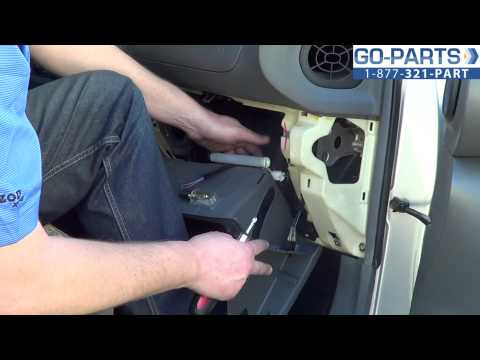 Replace 2001-2006 Hyundai Santa Fe Cabin Air Filter, How To Change Install 2002 2003 2004 2005