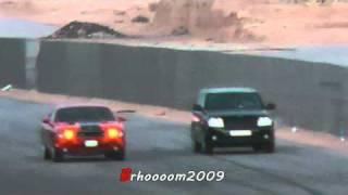 HD - Challenger SRT8 VS Jeep SRT8