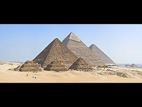 Giza Pyramid's Meaning, Sogmatar, Shroud & Gospel Of Egyptians