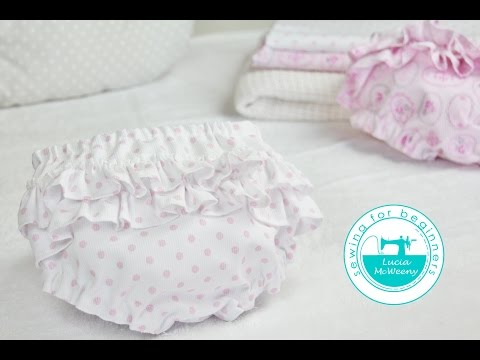 How To Make A Diaper Cover Free Patterns Included Youtube