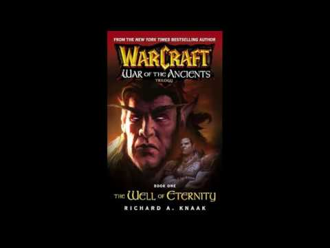 Audiobook - War of the ancients - The well of eternity - Chapter 3