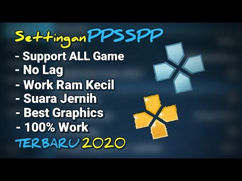 Cara Download Dan Pasang Game PPSSPP Di Android.
