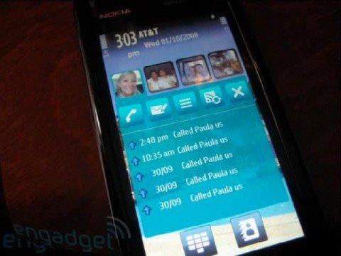 Nokia N96 VS Nokia 5800 XpressMusic