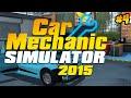 Car Mechanic Sim 2015 - #4/7
