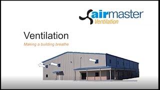 Airmaster Ventilation Webinar part 1 - Making your building breathe