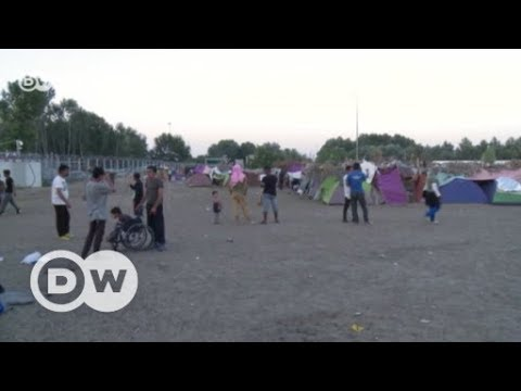 Stuck in Serbia | DW English